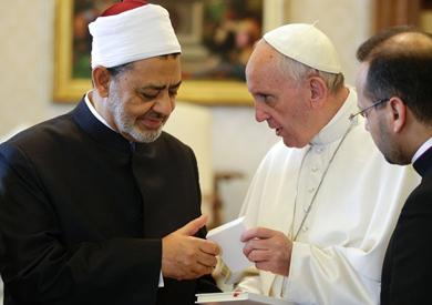 شيخ الازهر، الفاتيكان
