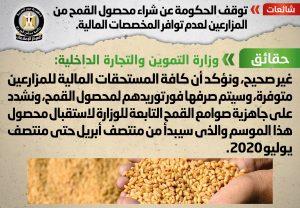 شراء محصول القمح