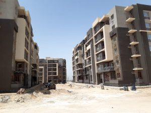 تنفيذ مشاريع الاسكان