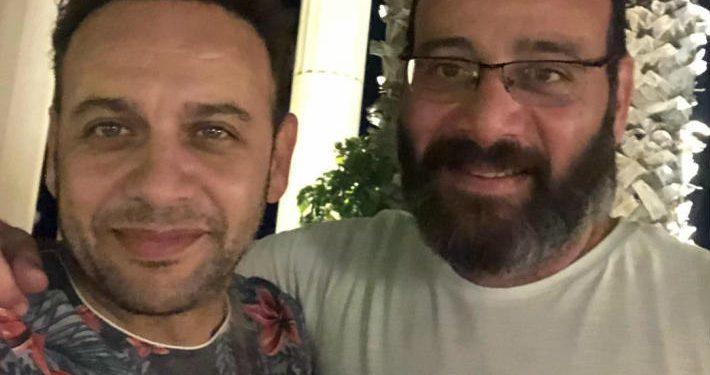مصطفى قمر يكشف مقطعا من أغنيته مع شقيقه اوان مصر