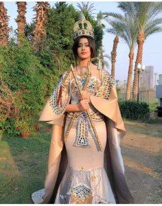 """جلسة تصوير لـ""""نورهان أحمد"""" بعد تتويجها.. بـ""""ملكة جمال العرب 2020""""- شاهد"""