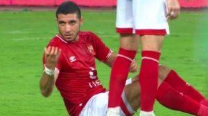 6 أسابيع مدة غياب رامي ربيعة عن النادي الأهلي