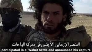 عنصر إرهابي