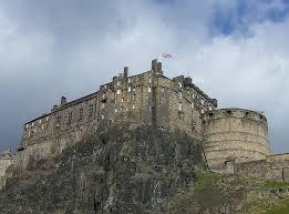قلعة ادنبرة