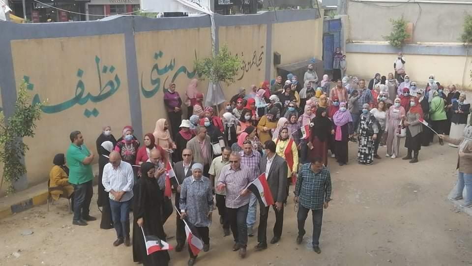 صور من المسيرة