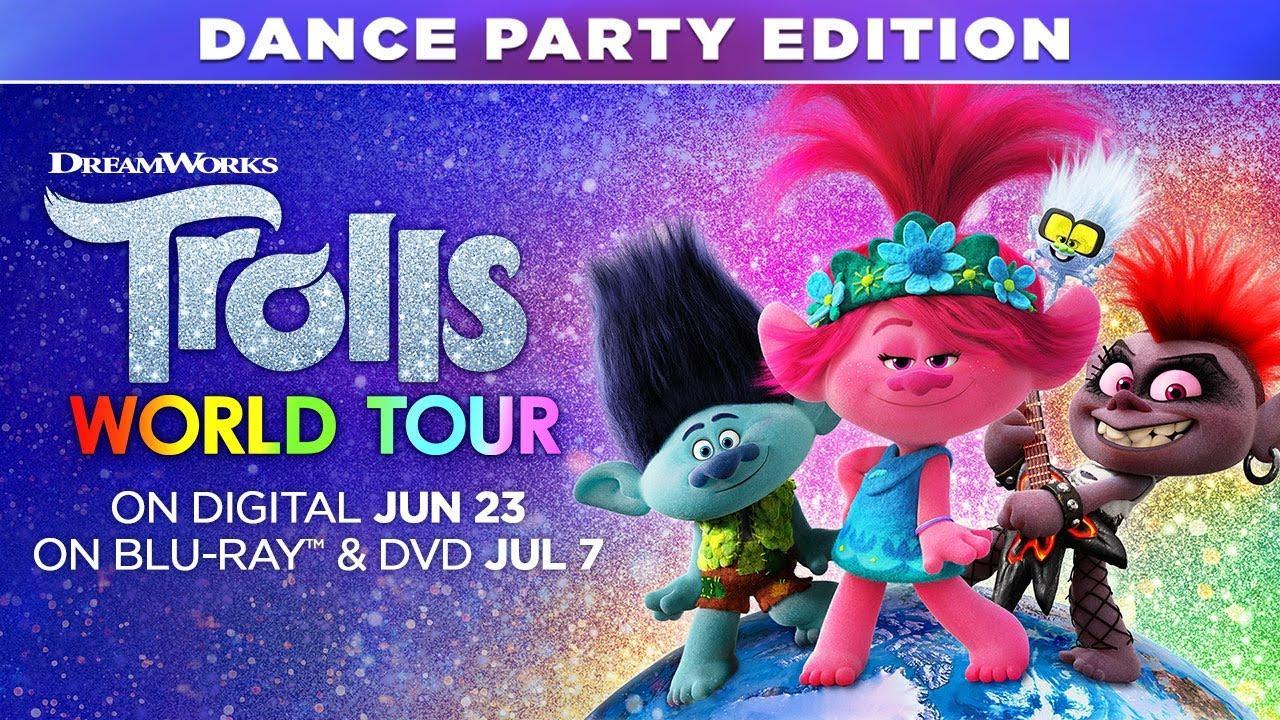 «Trolls World Tour»