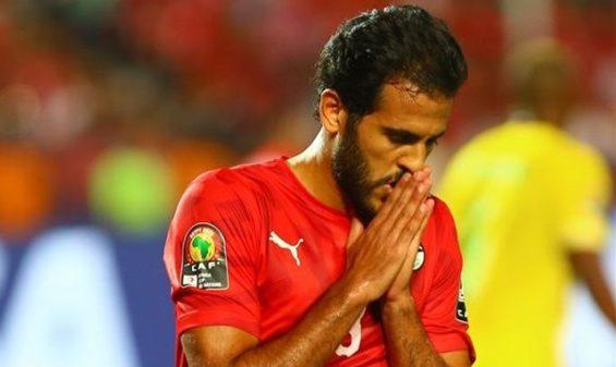 إخلاء سبيل مروان محسن لاعب الأهلي من قسم شرطة الجيزة