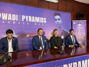 محمود وادي لاعب بيراميدز الجديد