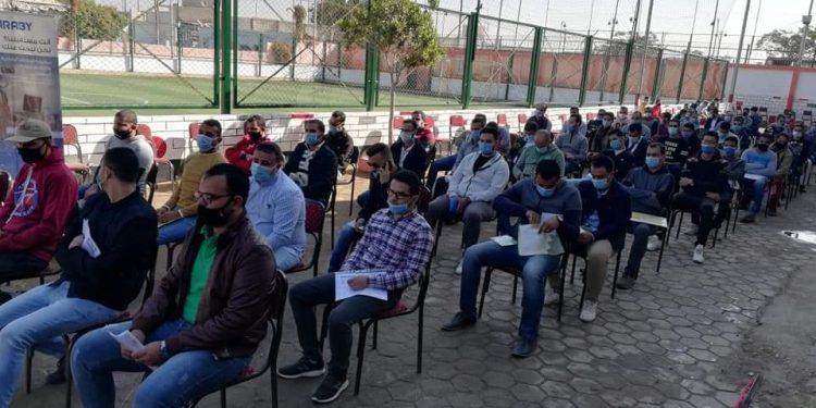 ملتقى التوظيف برعاية الشباب والرياضة