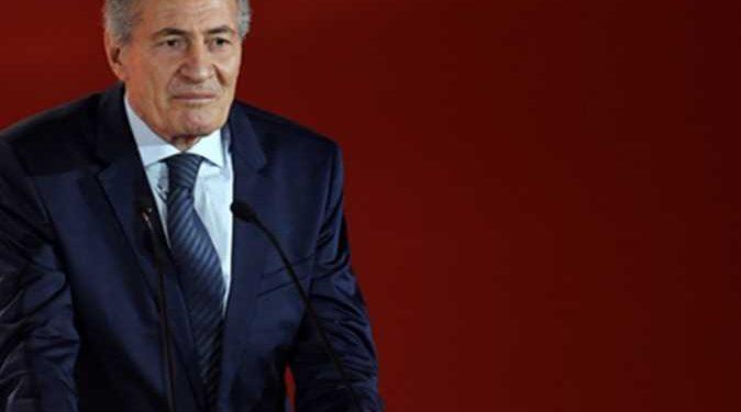 حسن مصطفى - رئيس الاتحاد الدولي لكرة اليد