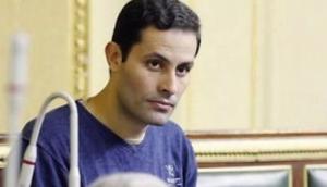 أحمد طنطاوي بالتيشرت