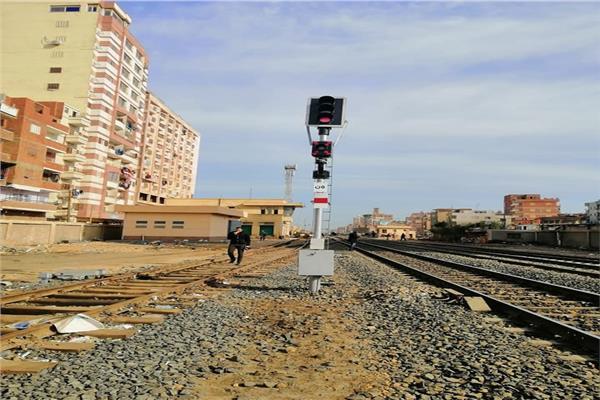 اشارات السكة الحديد