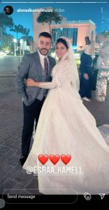أحمد كامل وشقيقته