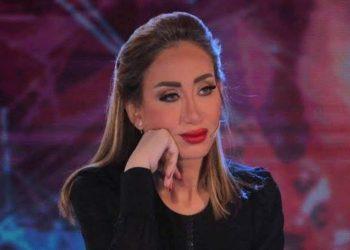 ريهام سعيد: انا كنت أعلى مذيعة في نسبة المشاهدة بـ مصر