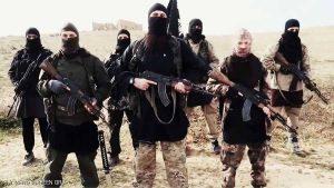 جماعة داعش الإرهابية