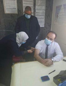 وكيل وزارة الصحة ببورسعيد