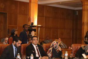 رئيس حزب مصر لشباب أفريقيا