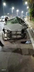 حادث في سوهاج