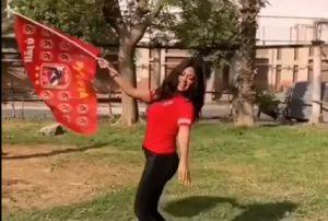 رانيا يوسف تشارك متابعيه أحدث إطلالاتها من حديقة منزلها