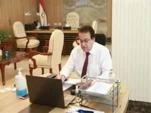 وزير التعليم العالي خالد عبد الغفار