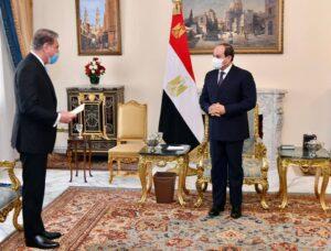 مصر تنظر بعين الاعتبار والتقدير الكبير إلى باكستان كأحد أكبر الدول الإسلامية