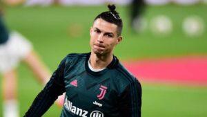 كريستيانو رونالدو - لاعب فريق يوفنتوس الإيطالي