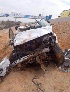 حادث وفاة ياسين عجلان