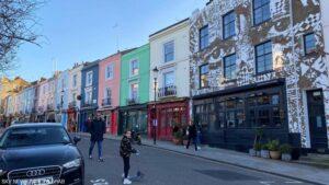 شارع قوس قزح لندن