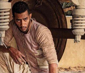 محمد رمضان في مسلسل موسى