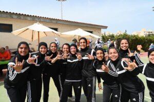 منتخب مصر لكرة السلة للصم بنات