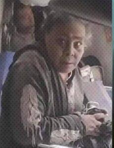 سيدة قطار سوهاج