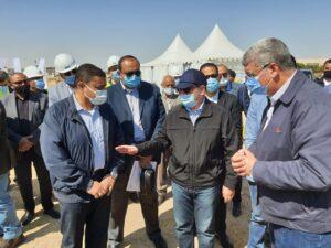 وزير البترول طارق العلا