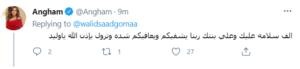أنغام لـ وليد سعد