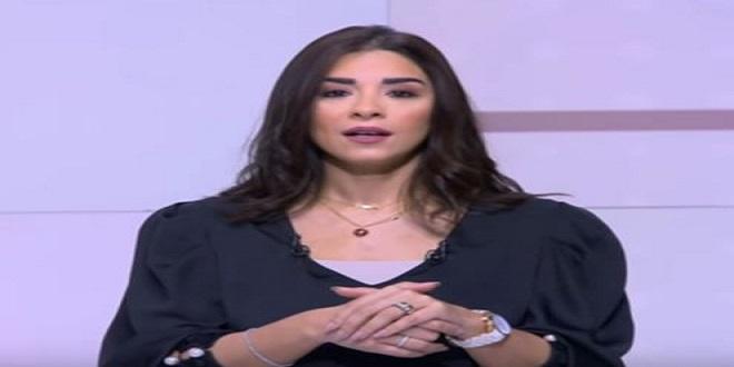 الاعلامية اسماء مصطفى