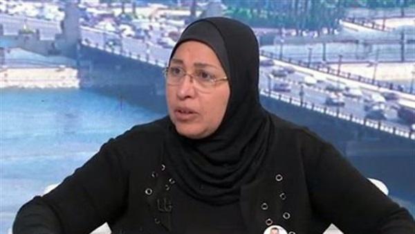 الصحفية الراحلة سامية زين العبادين
