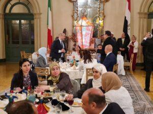 السفارة المصرية في ايطاليا