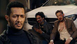 محمد رمضان من مسلسل البرنس