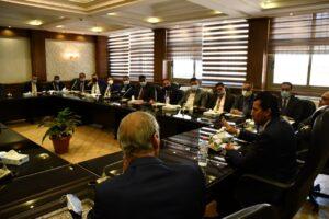 وزير الرياضة يجتمع بمديري مراكز التعليم المدني والمنتديات الشبابية