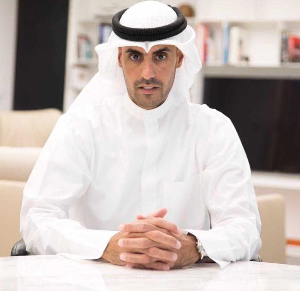المهندس بدر ناصر الخرافي