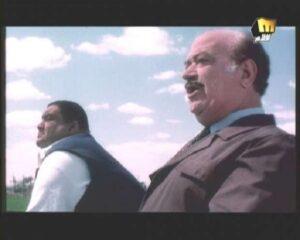 حسن حسني وعلاء ولي الدين من عبود على الحدود