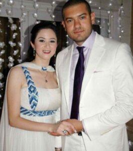 عمرو يوسف ومي نور الشريف