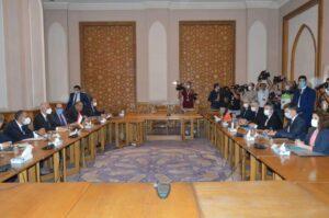 مباحثات بين مصر وتركيا