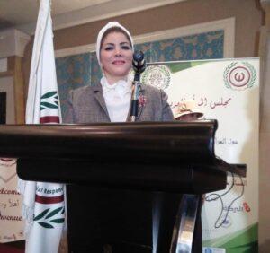 الدكتورة منال العبسي