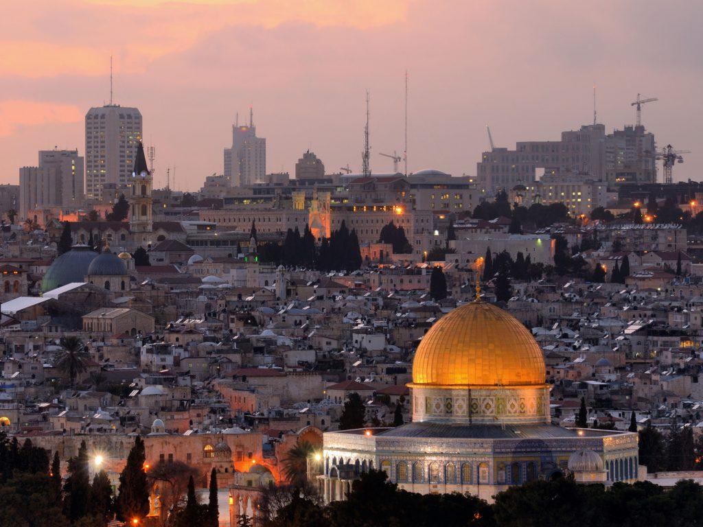 مدينة القدس - صورة أرشيفية