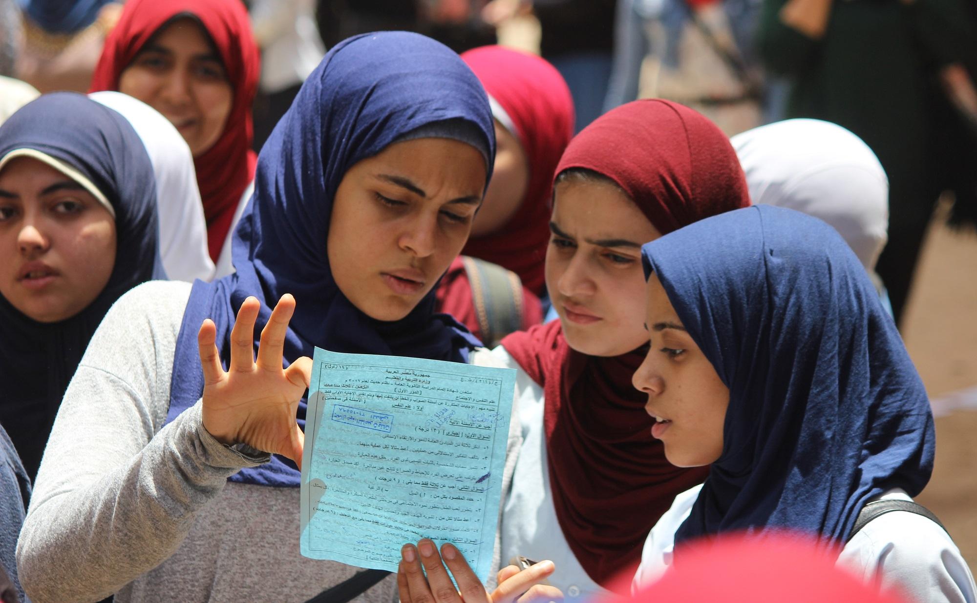"""""""التعليم"""" .. تنبية هام لطلاب الثانوية العامة عن مادة اللغة الإنجليزية"""
