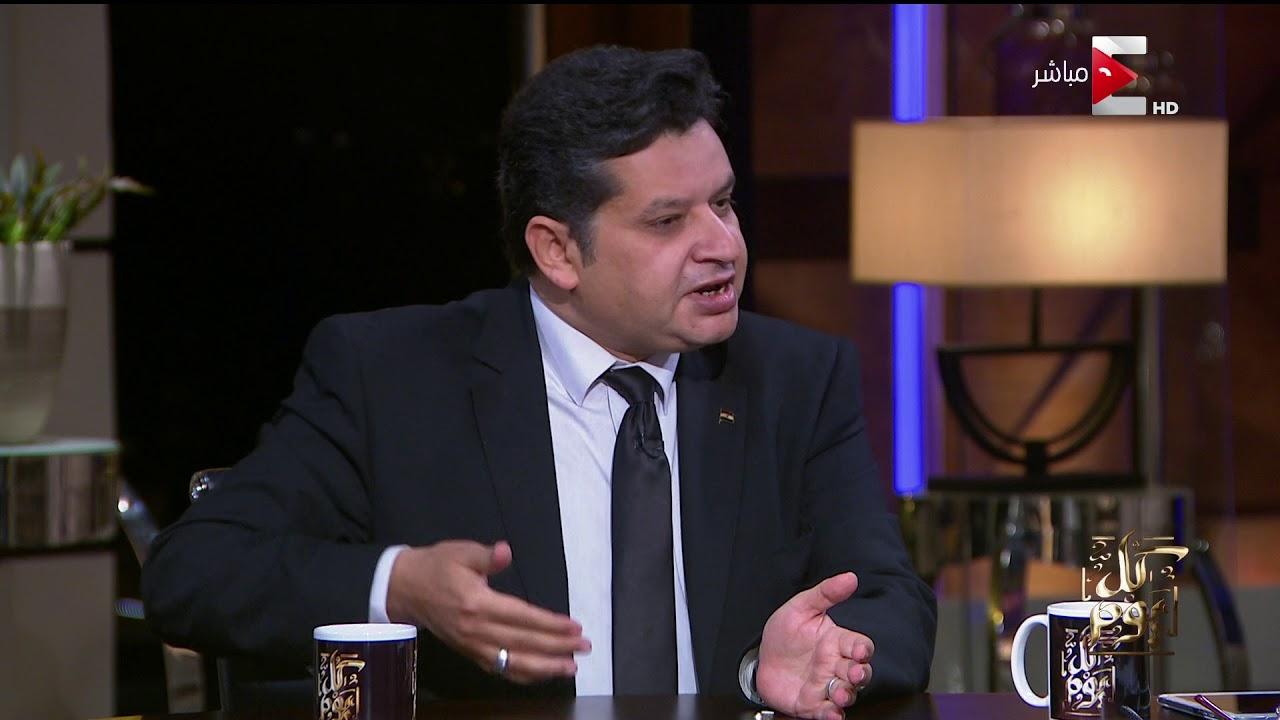 وائل النحاس- سد النهضة