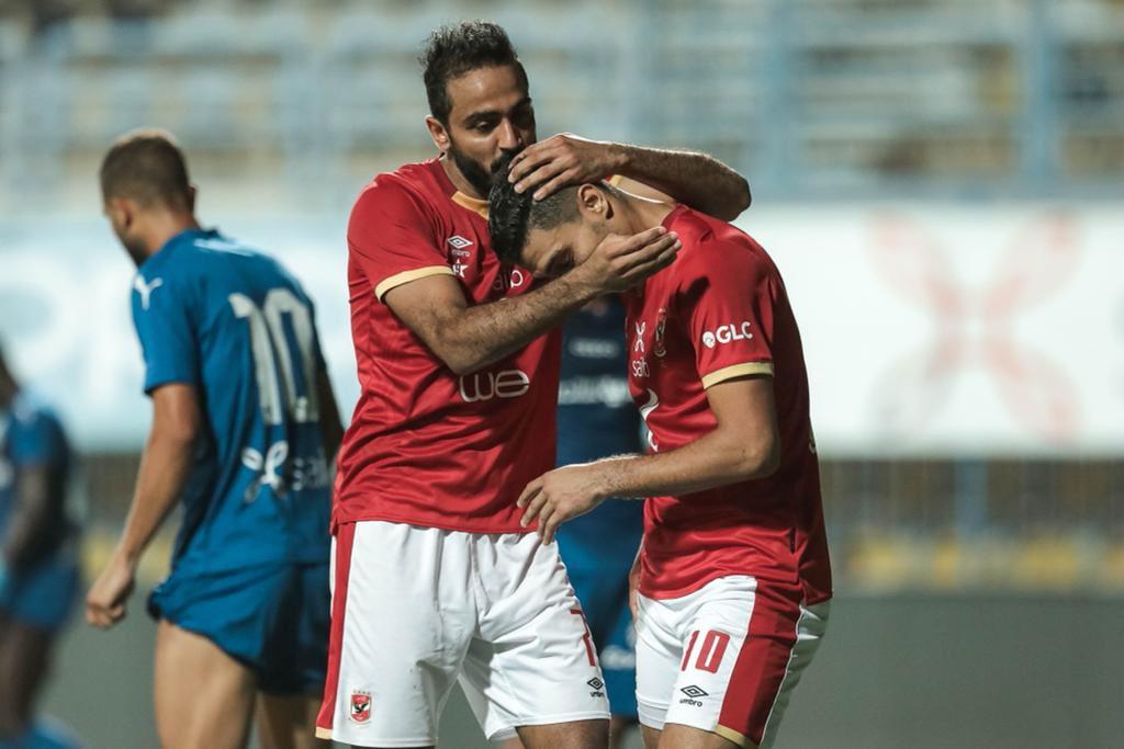و كان قد حقق الشياطين الحمر الفوز على فريق أسوان بنتيجة 3-1، في المبارة المقامة اليوم الخميس من الجولة المؤجله للأسبوع الـ19.