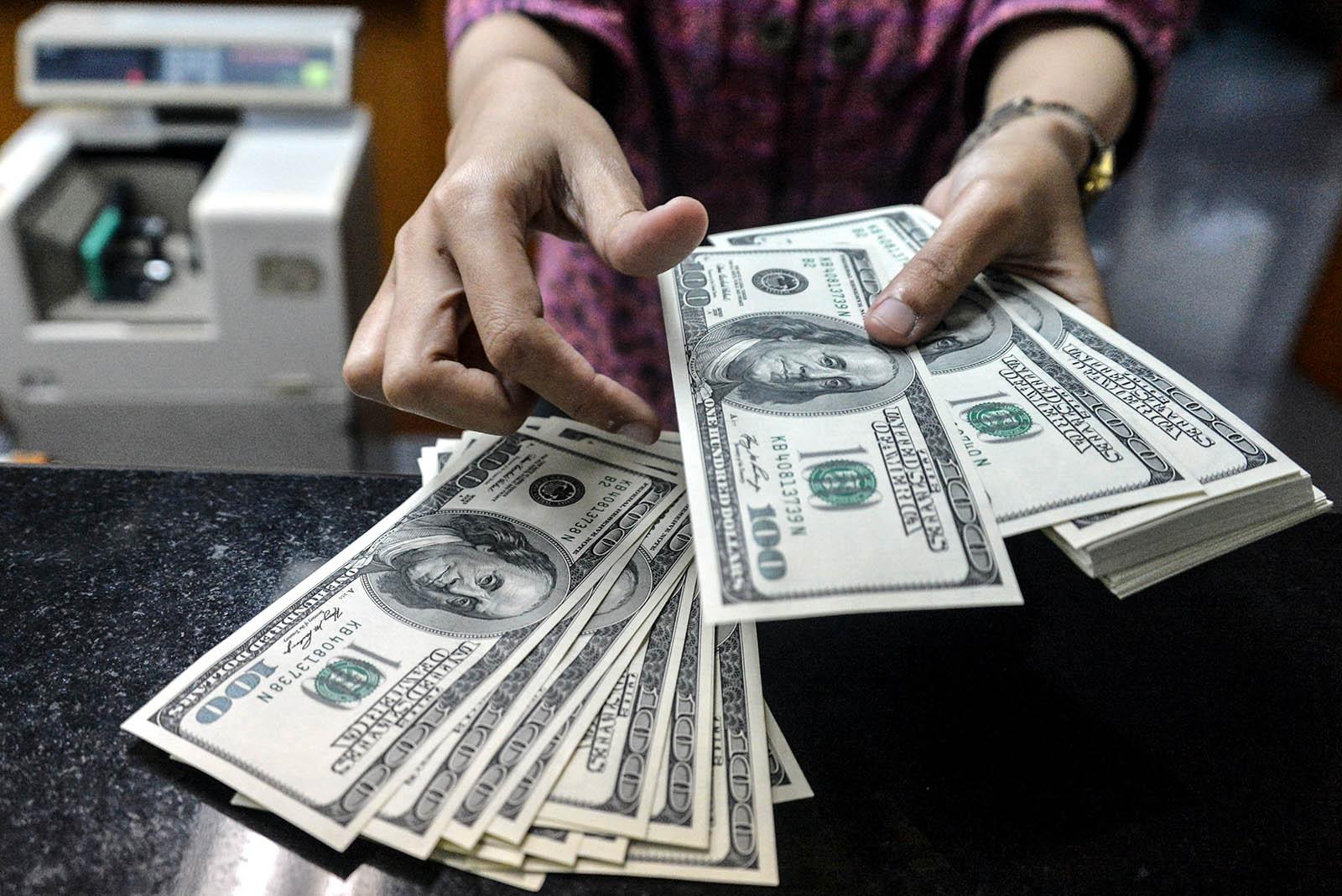 أسعار الدولار مقابل الجنيه اليوم الاثنين 19-7-2021