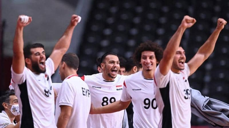 بث مباشر مباراة مصر وفرنسا كرة يد أولمبياد طوكيو 2020 .. مشاهدة المباراة عبر بي إن سبورت 4