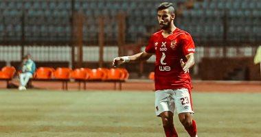 ناصر ماهر لاعب الأهلي